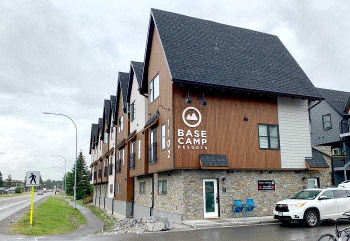 Basecamp Resorts in Canmore AB