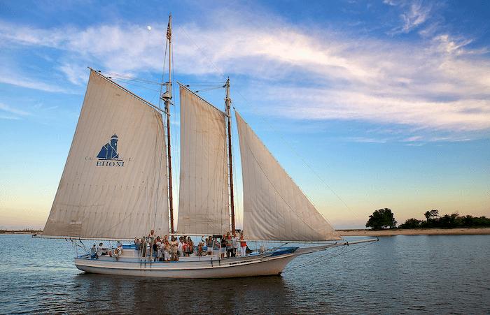 Mississippi schooner