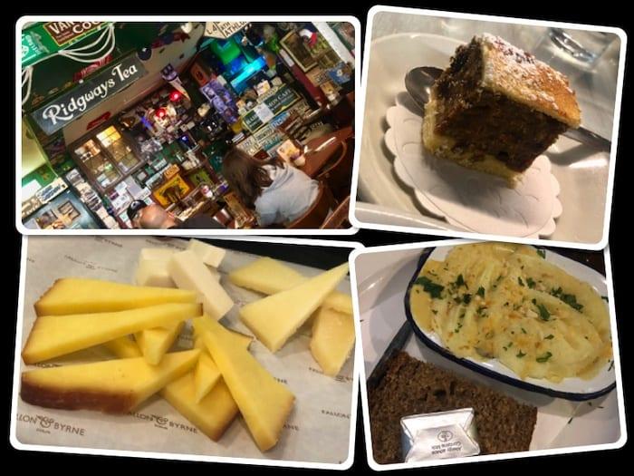 Dublin secret food tour