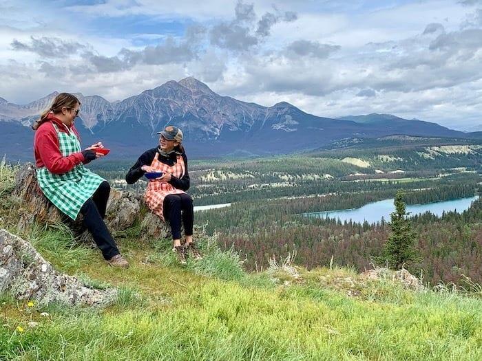 Jasper Food Tours Peak Nic