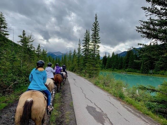 Banff Trail Riders