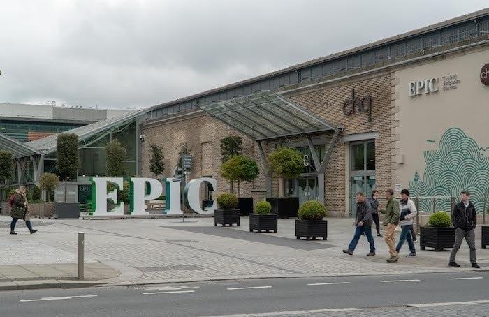 EPIC Museum in Dublin