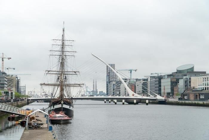 Dublin famine ship