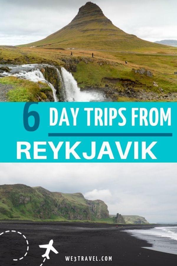6 day trips from Reykjavik Iceland