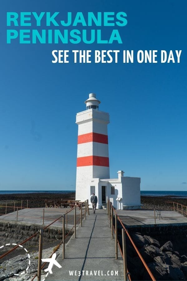 How to see the best of the Reykjanes Peninsula on a day trip from Reykjavik