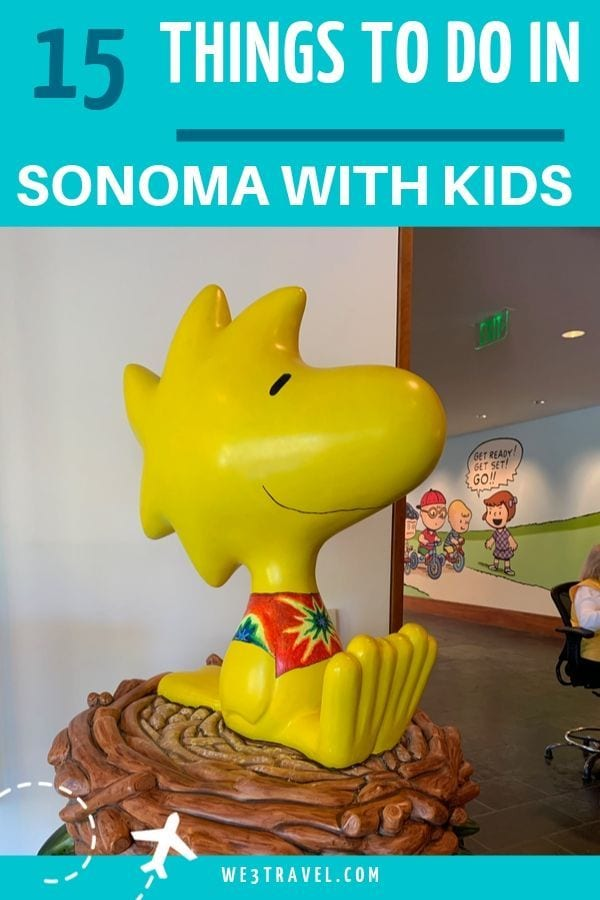 Things to do in Sonoma with kids