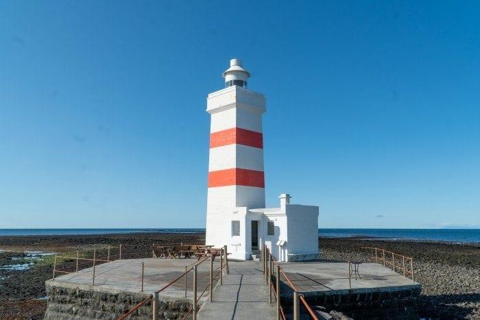 Old Gardur Lighthouse