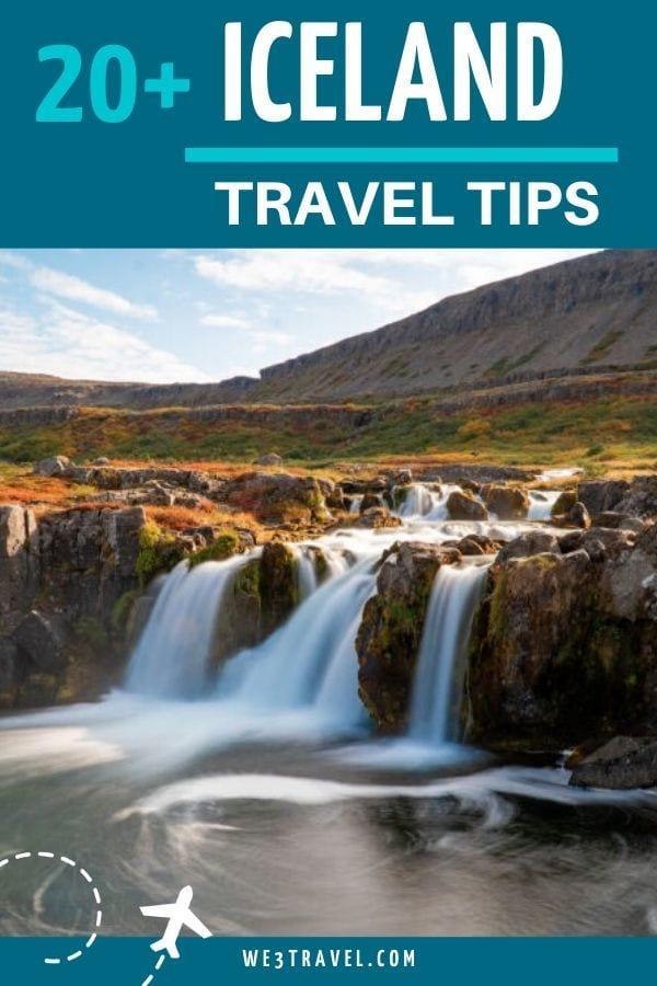 20+ Iceland travel tips