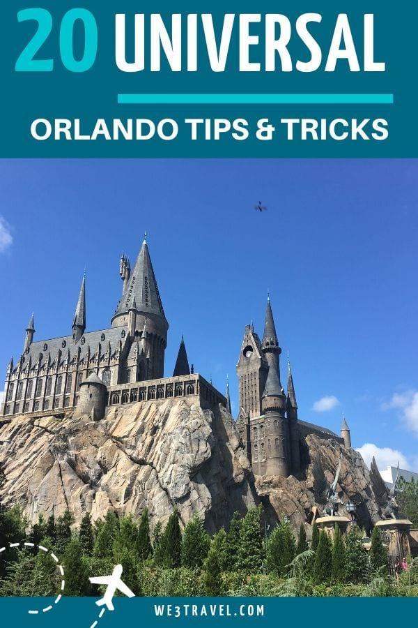 20 Universal Orlando tips and tricks