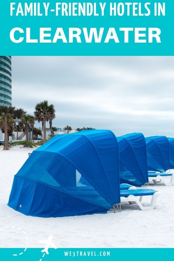 Family-friendly hotels in Clearwater