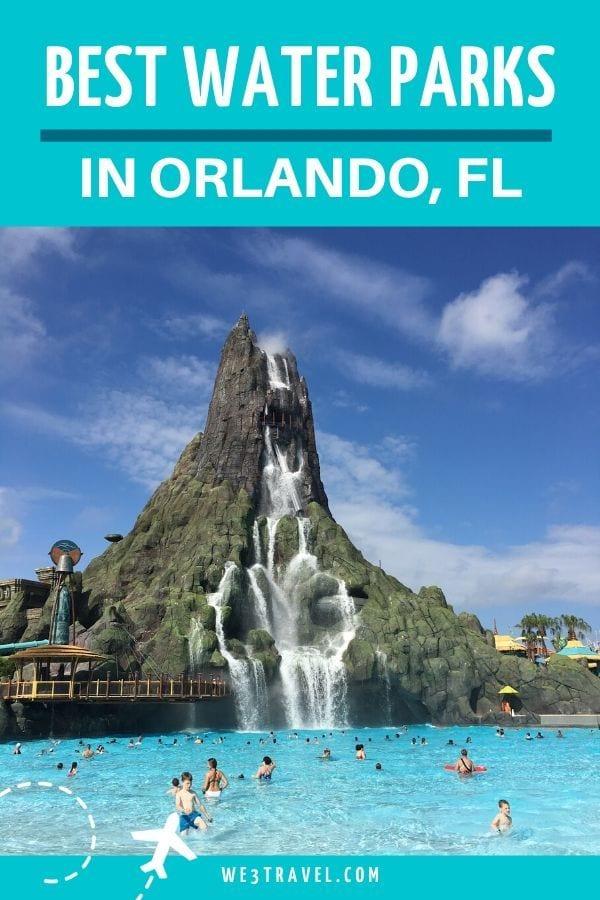 Best water parks in Orlando Florida
