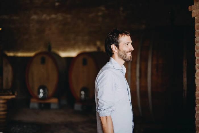 Giacomo from Tuscan Organic Tours