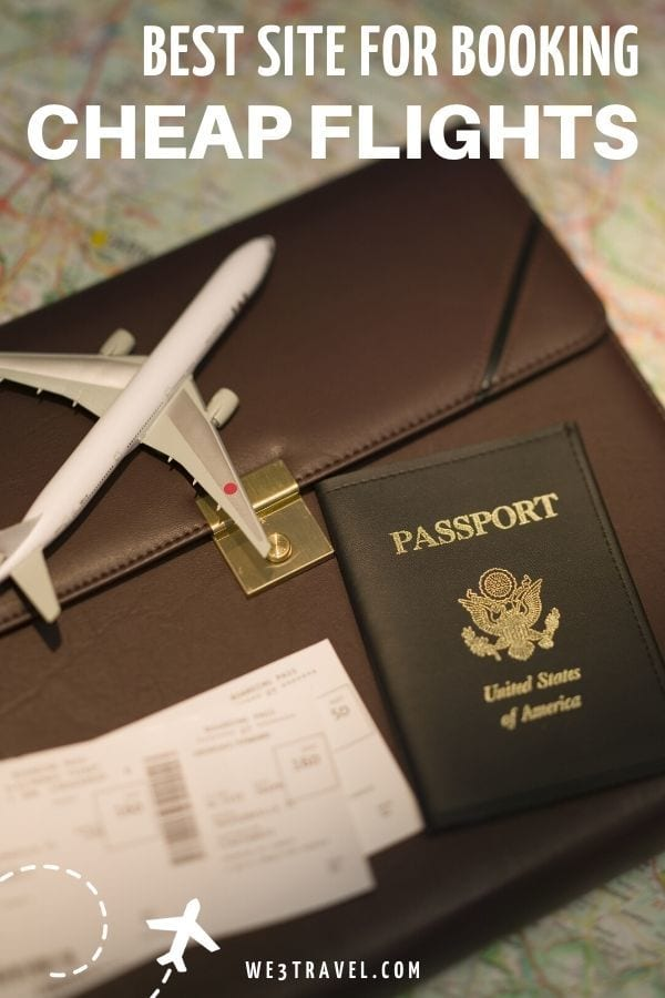 Best site for booking cheap flights