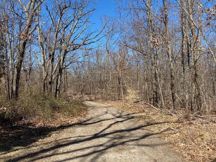 Cumberland monastery trail