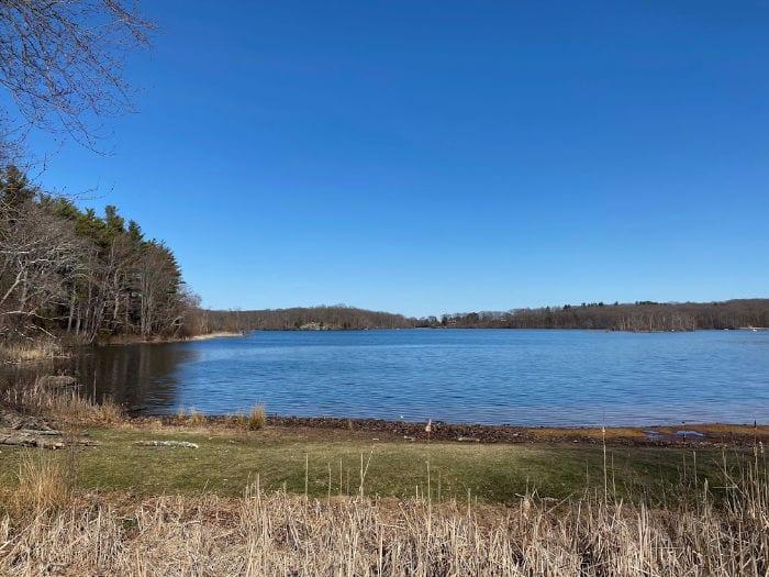 Lake at Lincoln Woods