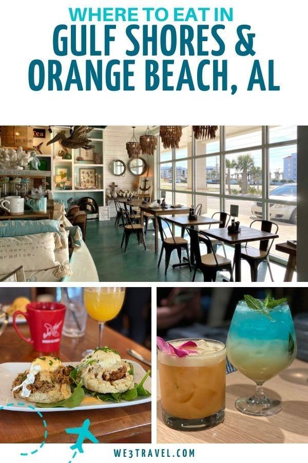 Where to eat in Gulf Shores and Orange Beach AL