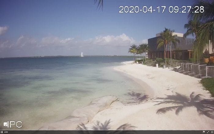 NIZUC live beach cam