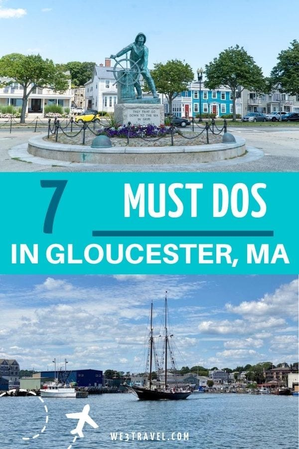 7 Must dos in Gloucester MA