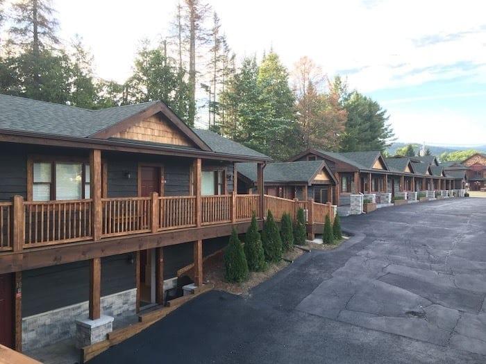 Lake Placid Inn Residences exterior
