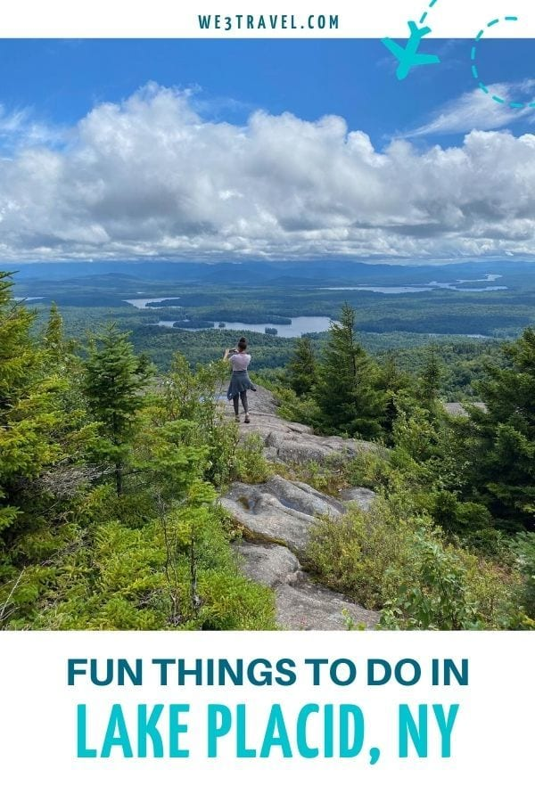 Fun things to do in Lake Placid NY