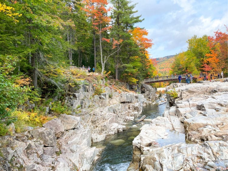 Rocky Gorge Scenic Area