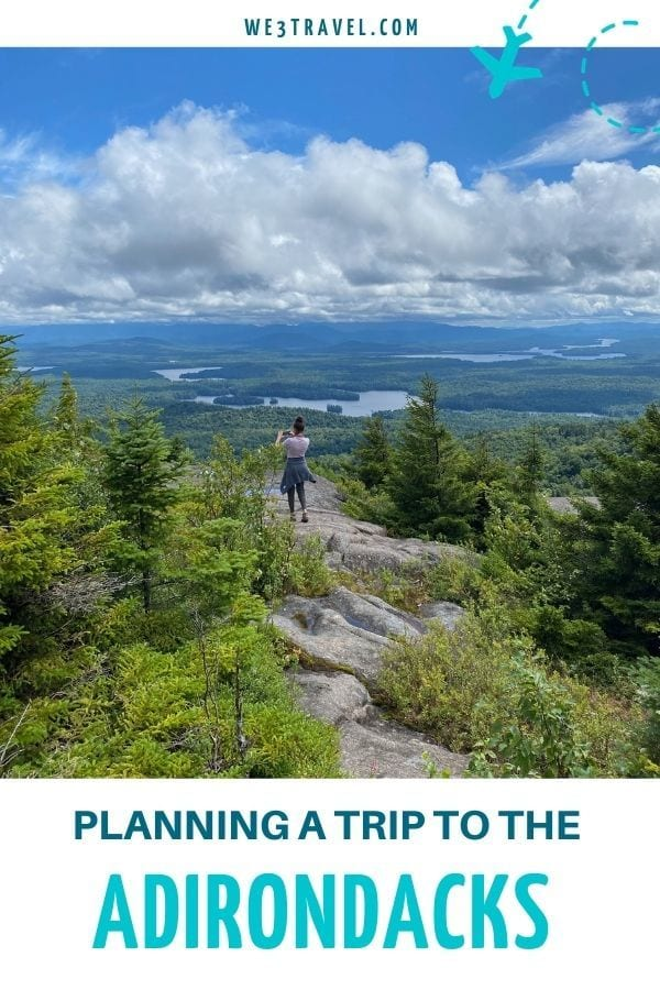 Planning a trip to the Adirondacks summit of St Regis Mountain