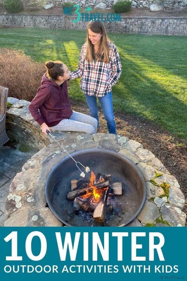 10 Winter outdoor activities