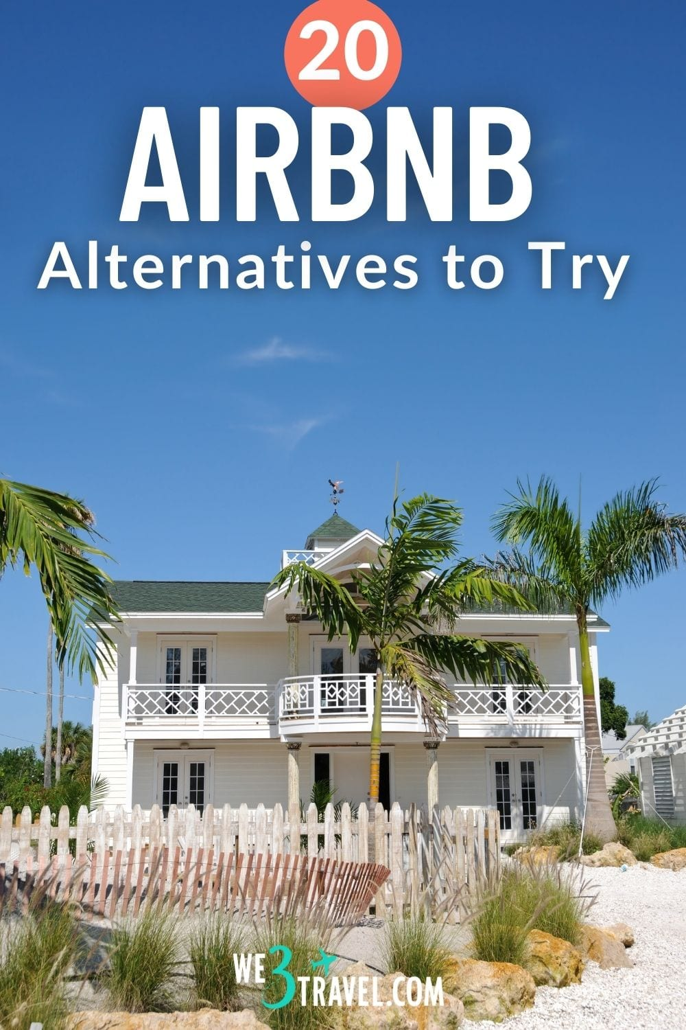 20 Airbnb alternatives to try