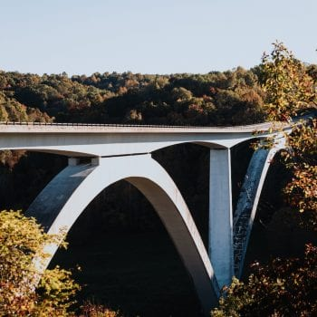 Natchez Trace Parkway in Franklin TN