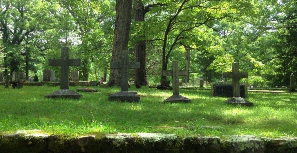 Historic cemetery in Sewanee TN (Canva)