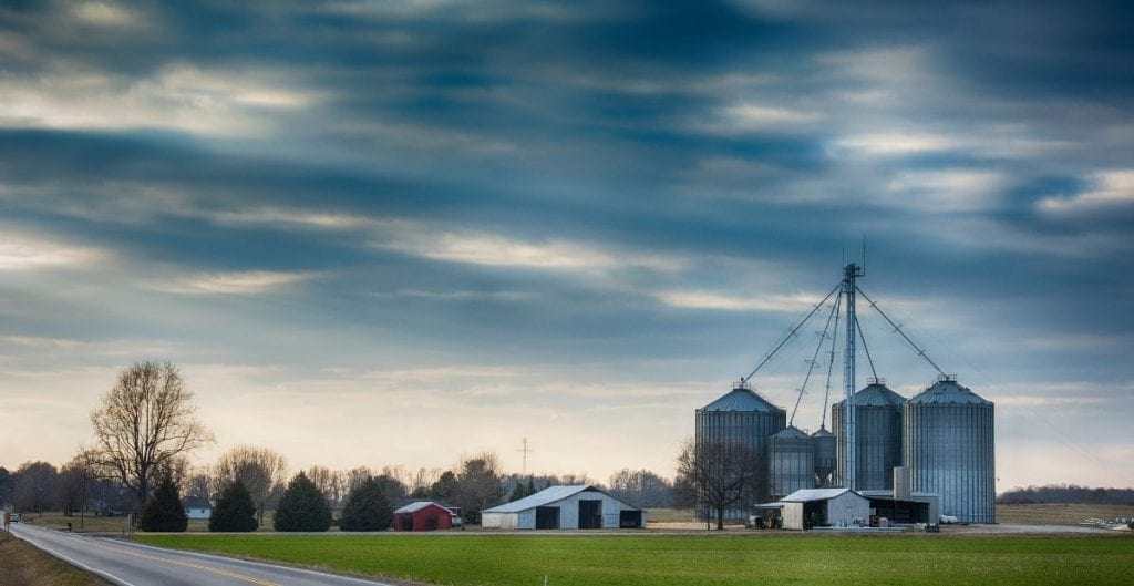 Family farm in Ethridge TN (Canva)