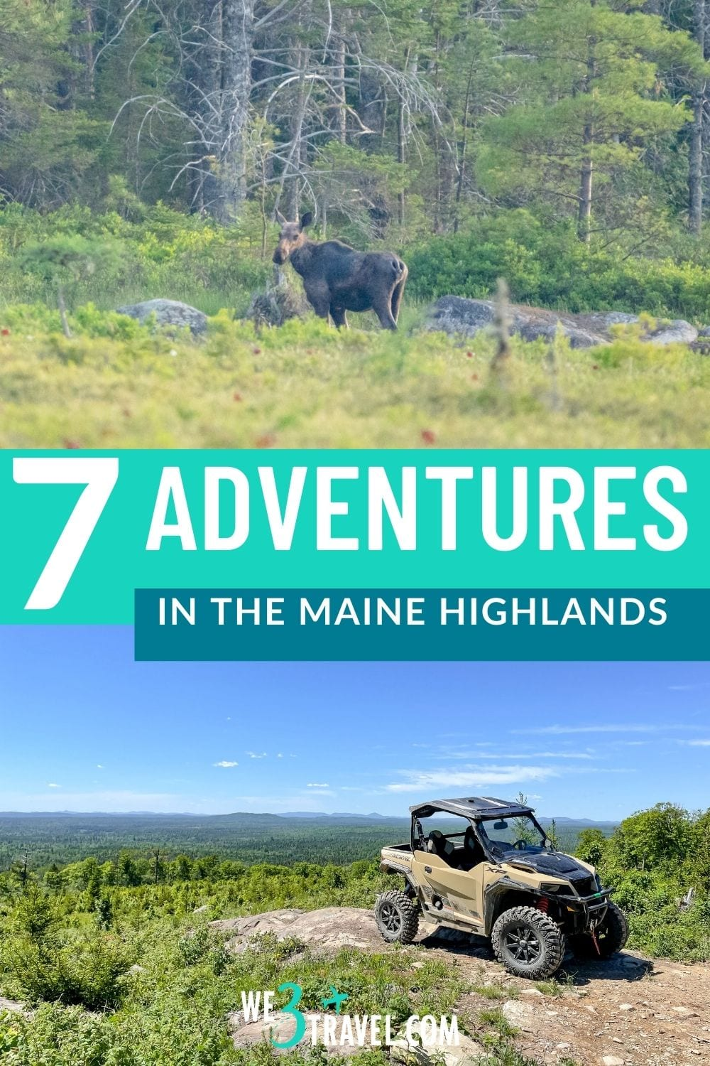 7 Adventures in the Maine Highlands