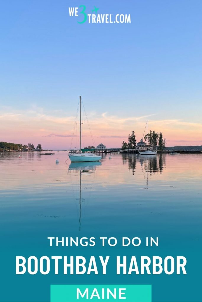 Things to do in Boothbay Harbor Maine