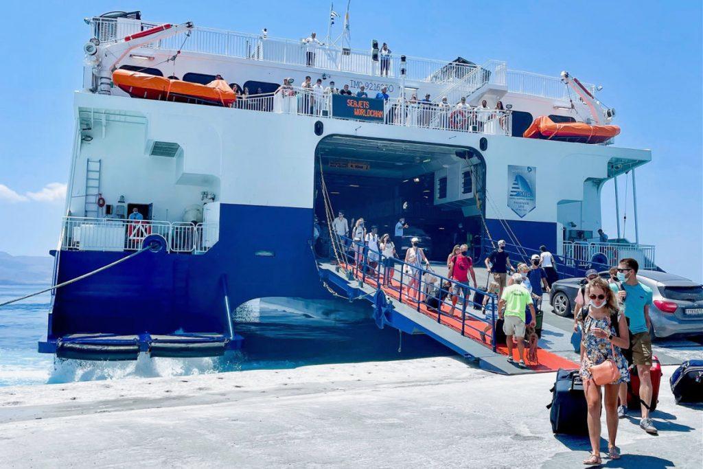 SeaJet WorldChampion Jet ferry