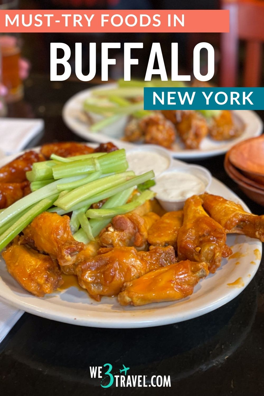 Must try foods in Buffalo New York | Best Foods in Buffalo NY
