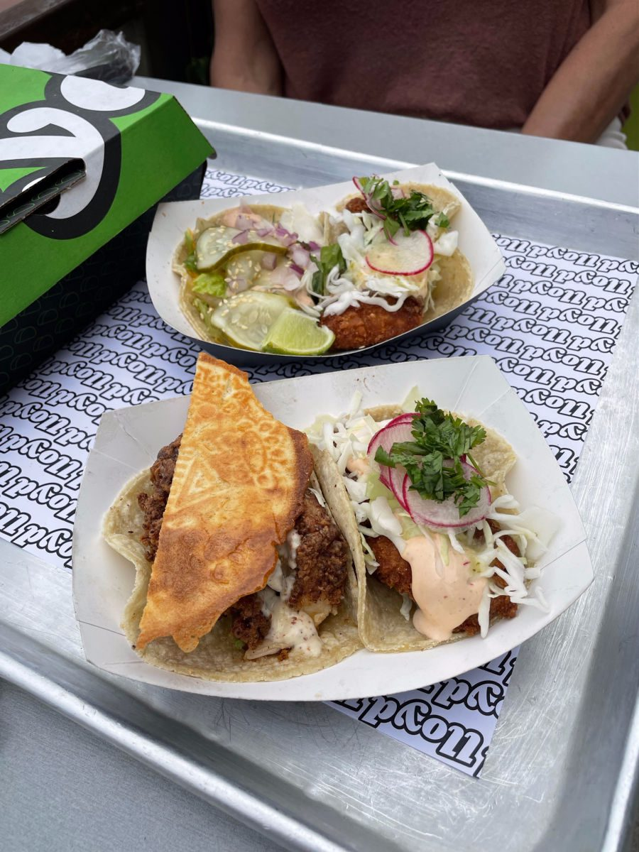 Tacos from Floyd Taco Factory