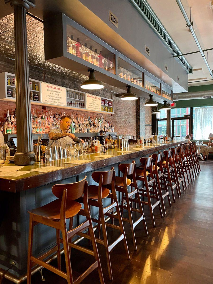 Bar at Graylynn