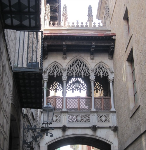 Gothic quarter | 4 days in Barcelona with Children