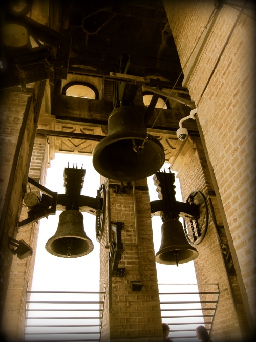 Bell Tower   What to do in Seville with Kids via We3Travel