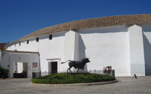 Bullring   24 hours in Ronda with Kids via We3Travel