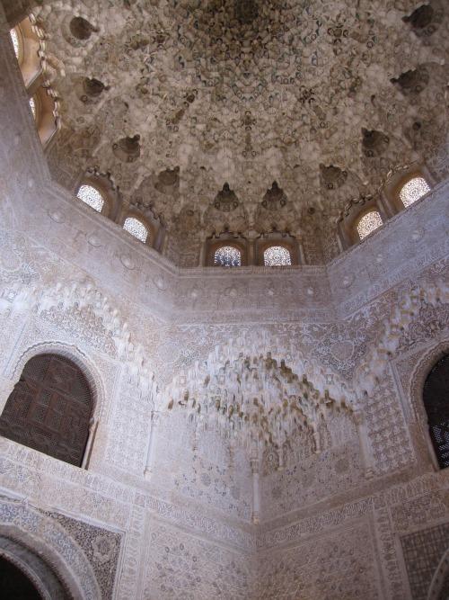 Inside La Alhambra | Visiting the Alhambra with kids via We3Travel