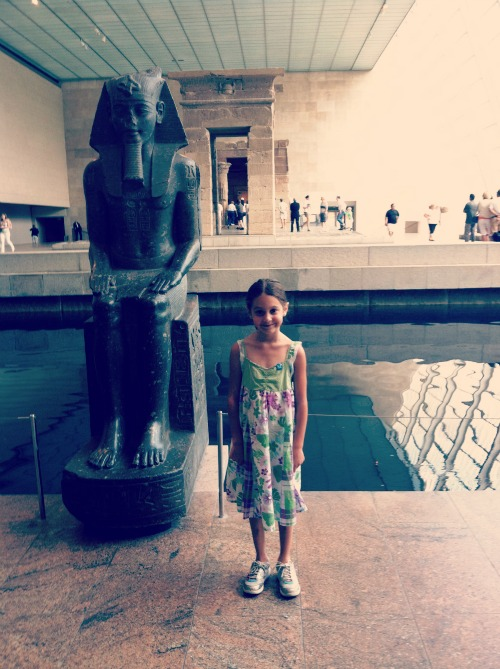 What to do with kids during a Weekend in NYC - Visit the Metropolitan Museum of Art