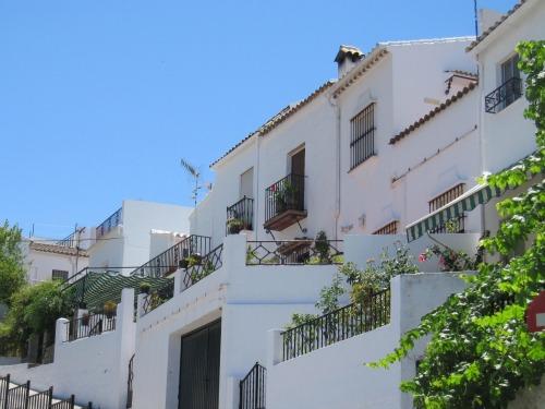Zahara de la Sierra via Driving through Andalusia via We3Travel