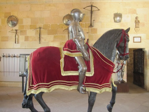 Medieval knight | Sightseeing in Segovia with Kids via We3Travel