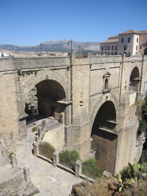 Puente Nuevo   24 hours in Ronda with Kids via We3Travel