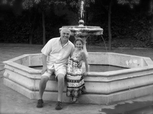 Plaza de Alianza   What to do in Seville with Kids via We3Travel