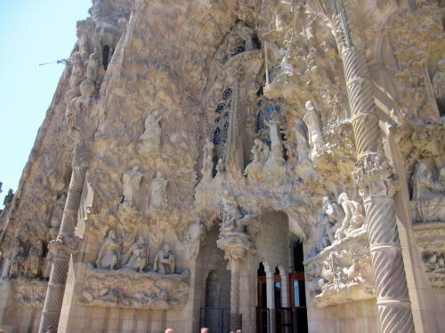 Sagrada Familia | 4 days in Barcelona