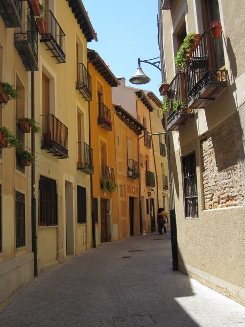 The streets of Segovia | Sightseeing in Segovia via We3Travel