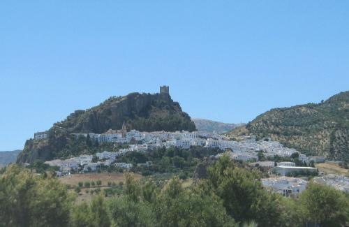 Zahara de la Sierra   Driving through Andalucia via We3Travel
