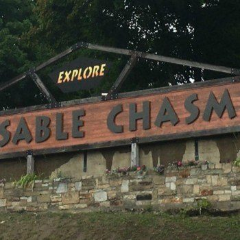 Ausable chasm review